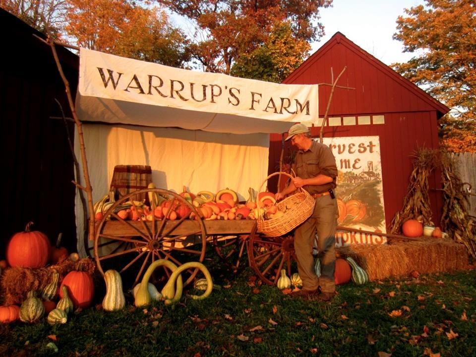Image result for warrup's farm redding ct